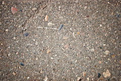 Rough stone texture. A rough stone texture on a floor Stock Photography