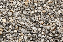 Rough stone wall Stock Images