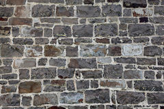 Rough stone wall Stock Photos