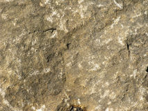 Rough stone wall texture Stock Image