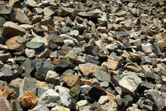 Rough stones Stock Photo