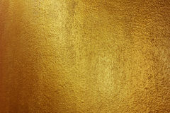 Rough surface background. The rough gold surface pole in church Stock Photography