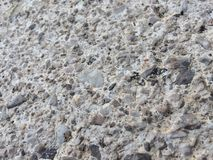 Rough surface. Macro photo of the rough concrete surface Stock Images