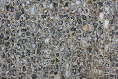 Rough surface with soap stone cementation Royalty Free Stock Photos