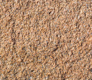 The rough surface of the stone Stock Image