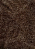 Rough texture dark skin with wrinkles. Royalty Free Stock Image