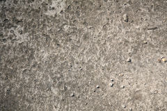 Rough texture of gray rough concrete wall. Background Stock Photo