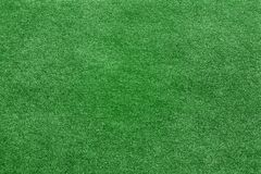 Rough texture of green paper or fabric Stock Photos