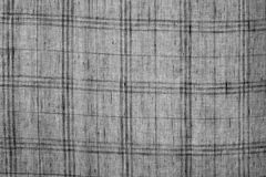 Rough texture of old shabby fabric Royalty Free Stock Images