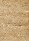Rough texture papers. The picture can be used as a background or a layer to a collage Royalty Free Stock Images