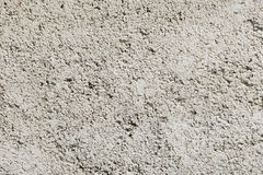 Rough texture plastered surface of gray for the background Stock Photos