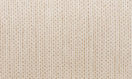 Rough texture of white cloth Stock Images