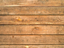 Background with weathered old rough texture of wood plate  Stock Image