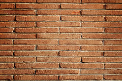 Rough textured brick wall Royalty Free Stock Photo