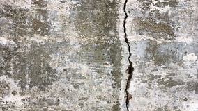 rough textured cracked concrete bakcground Stock Images