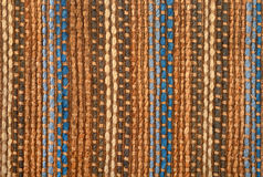 Rough textured rug Stock Images
