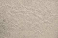 Rough textured surface old paper of beige color Royalty Free Stock Image