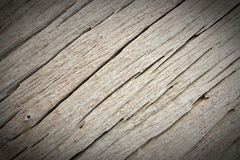 Rough textured wooden grunge background Royalty Free Stock Photo