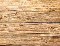 Rough textured wooden planks Royalty Free Stock Photo