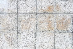 Rough tile background. White and black rough tile background Stock Photography