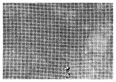 Rough Vintage Fabric Texture Stock Photography