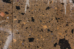 Rough wall granite tiles with different color spots background texture Royalty Free Stock Images