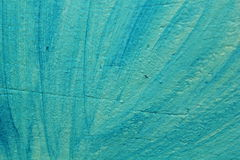 Rough wall texture. Rough blue wall texture for background Royalty Free Stock Images