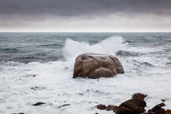Rough water Royalty Free Stock Photography