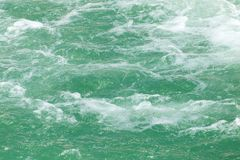 Rough water on the surface. Photo of abstract background Stock Photos
