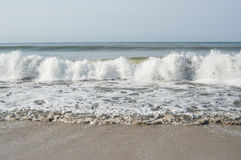 Rough Waves Stock Photography