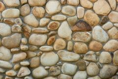 Rough weathered stone wall texture full frame background royalty free stock image