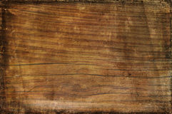Rough Weathered Wood Grain Royalty Free Stock Images