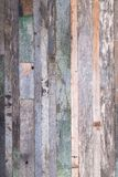 Rough weathered wooden board. Rustic texture for background Stock Photos