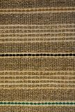 Rough weaving carpet for the floor stock images