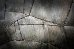 Welded metal background. Rough welded metal texture background stock images
