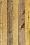 Rough wood background. Close-up of rough wood wall background Stock Photos