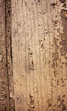 Rough, wood, cracked textured background Royalty Free Stock Photography