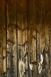 Rough Wood Planks Royalty Free Stock Photography
