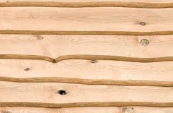 Rough wood planks Royalty Free Stock Photo
