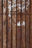 Rough wood planks background Stock Images