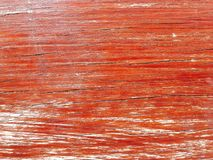 Rough wood texture. With scratches Royalty Free Stock Image
