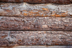 Rough wooden boards with cracks as background Stock Photos