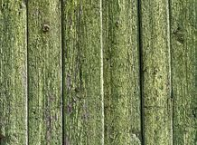 Rough wooden planks with cracks as background stock photography