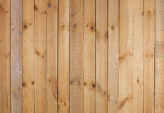 Rough wooden wall Royalty Free Stock Photo