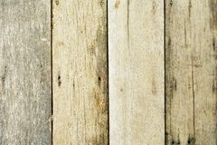Rough wooden wall texture background Stock Images