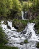 Roughlock Falls Stock Image