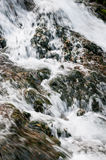 Roughlock Falls Closeup Royalty Free Stock Photo