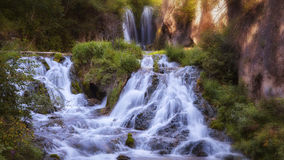 Roughlock Falls Royalty Free Stock Photos