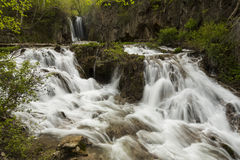 Roughlock Falls Stock Photography