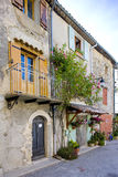 Rougon, Provence. Small village of Rougon, Provence, France Royalty Free Stock Image
